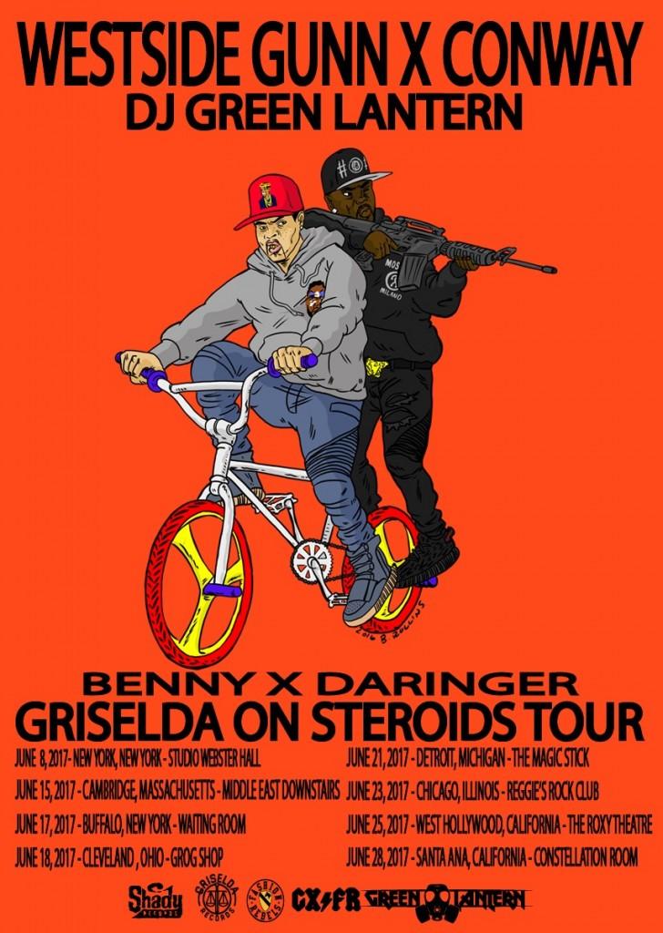 Griselda On Steroids Tour