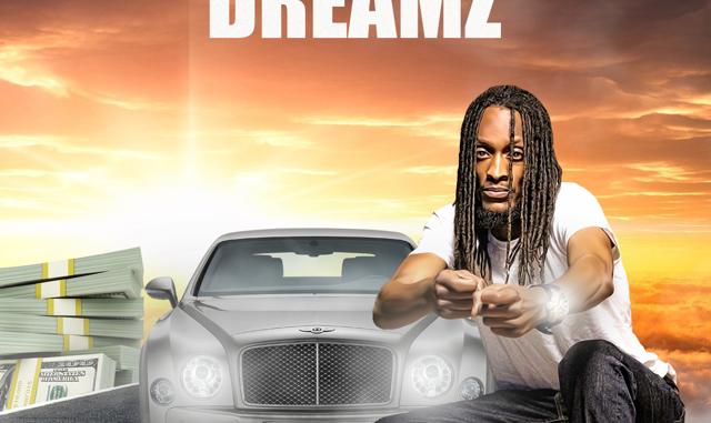Miguel Bain - Dreamz Cover