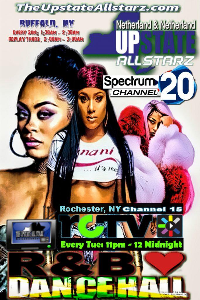Allsttarz Rnb Dancehall TV Show