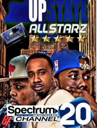 Upstate Allstarz Music TV Show