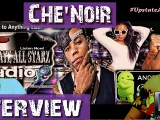 UpstateAllstarz Music TV CheNoir Interview