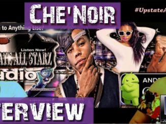 UpstateAllstarz Music TV CheNoir Interview