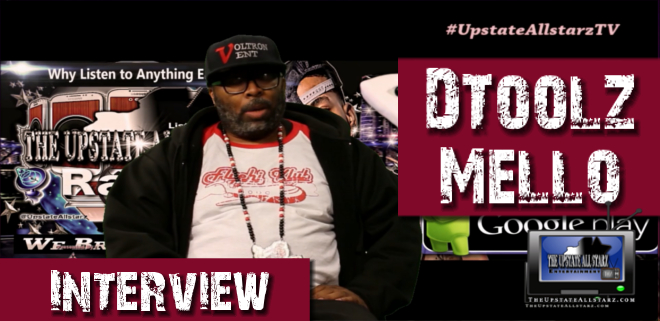 DToolz Mello Interview Upstate Allstarz TV