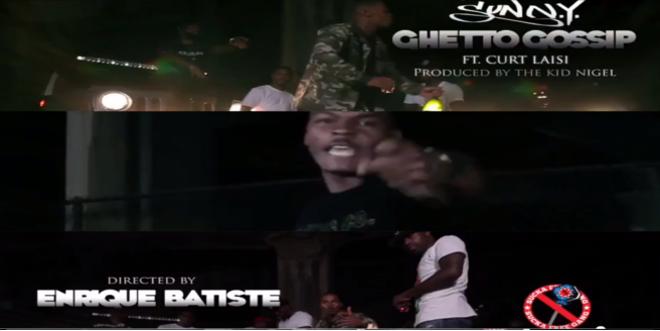 Ghetto Gossip - SunNY Ft Curt Laisi