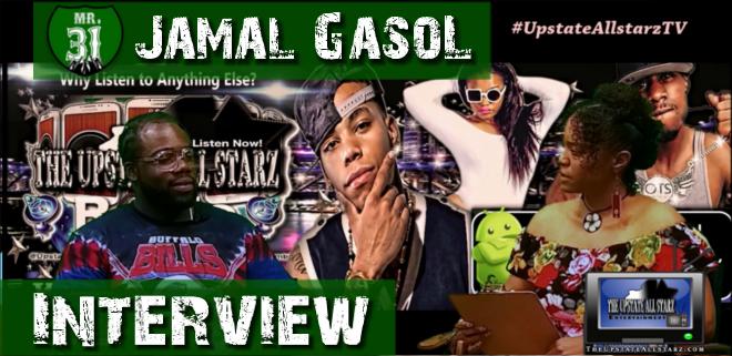 Upstate Allstarz Jamal Gasol Interview