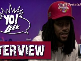 Upstate Allstarz TV Yo Leek Interview