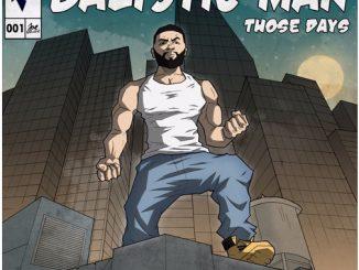 Balistic Man - Those Days