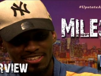 Miles B Interview Upstate Allstarz TV