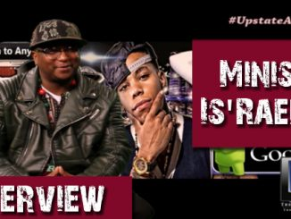 Minister Is'real Ali Upstate Allstarz Music TV Interview
