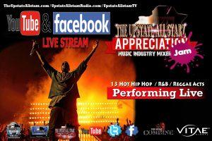Upstate Allstarz Appreciation Jam x Music Industry Mixer