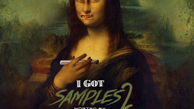 I Got Samples 2 - Rigz x DJ Green Lantern