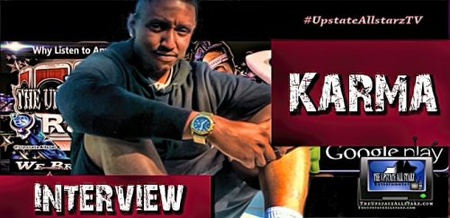 Karma Interview UpstateAllstarz TV