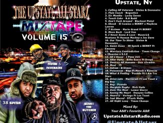 The Upstate Allstarz Mixtape Vol. 15