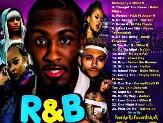 The Music Combine R&B Mixtape Vol 4