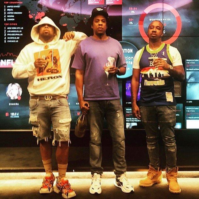 Westside Gunn x BENNY The Butcher x Jay Z